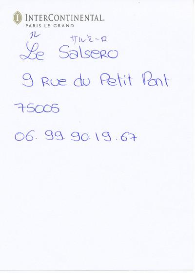 Le_salsero